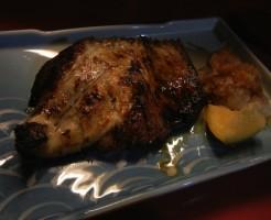 焼き魚・つぼ鯛の味噌漬け