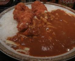 CoCo壱番屋・ササミカレー